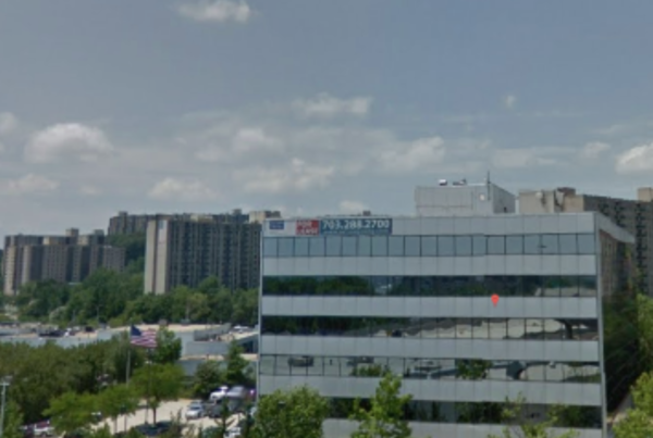 Existing 78,000 SF office building purchased with Rock Creek Property Group for lease up.